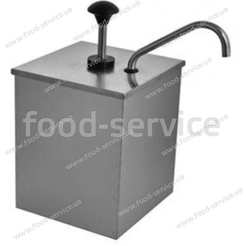 Дозатор для соусов на 1 помпу