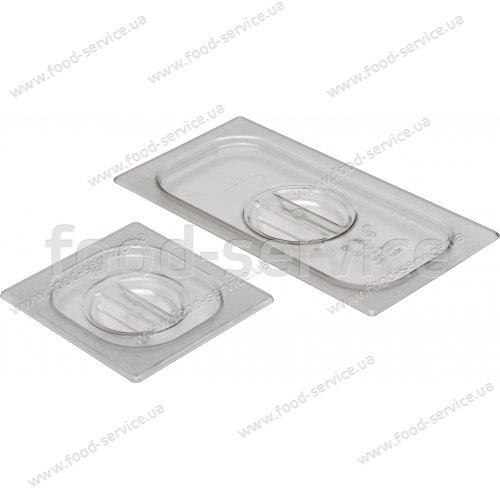 Крышка гастроёмкости из поликарбоната GN 1/9 Hendi 864166