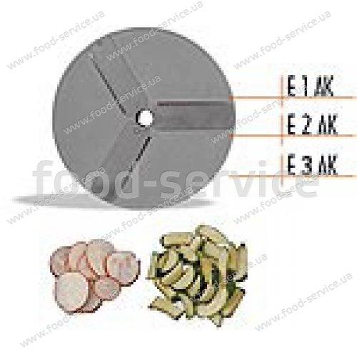 Диск для овощерезки CELME E3 AK, ломтики 3мм