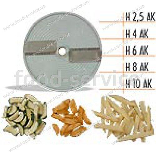 Диск для овощерезки CELME H2.5 AK, соломка 2,5мм