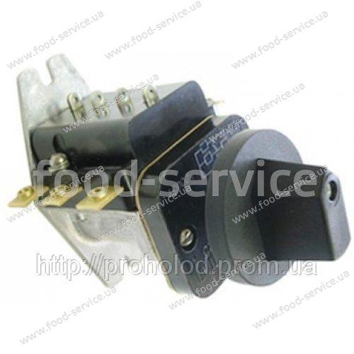 Пакетный переключатель ТПКП-25А к промышленным плитам ПЕ и ПЕД