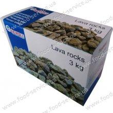 Камень лавовый для грилей Hendi 152706, 3 кг.