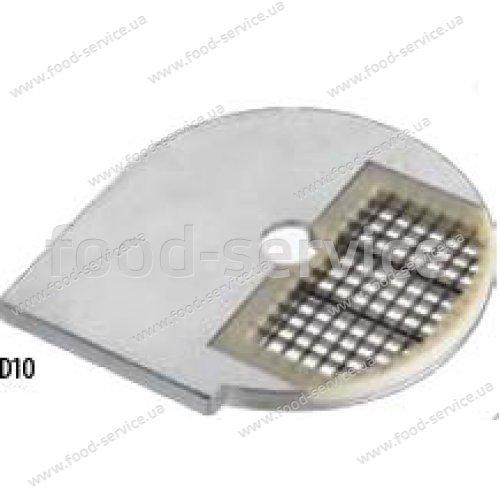 Диск для овощерезки Fimar D10x10 кубики