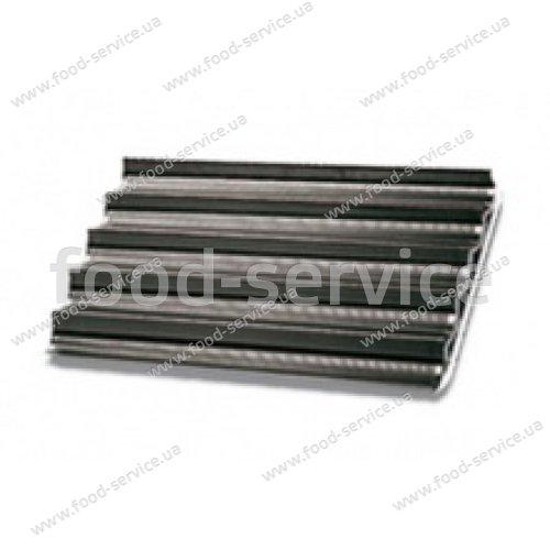 Противень для багетов 600х400 мм. Unox TG 435