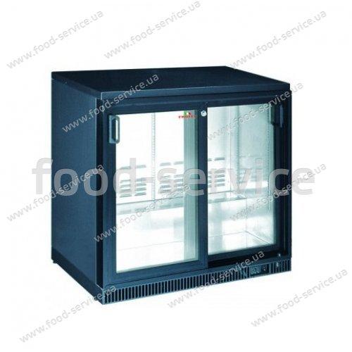 Холодильный шкаф барный 210л HURAKAN HKN-GXDB250-SL