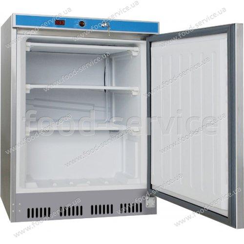 Морозильный шкаф нерж. 120л. Stalgast 880176