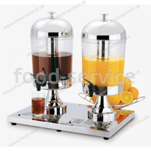 Диспенсер для холодных напитков J12, EWT INOX