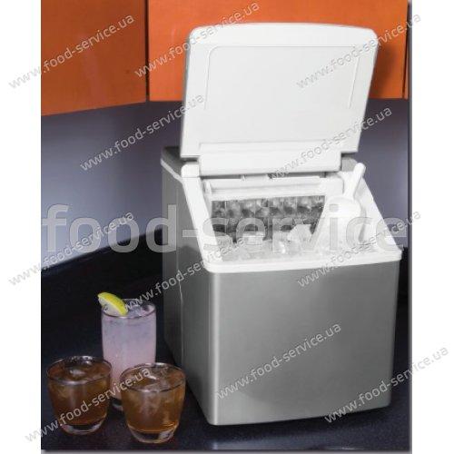 Льдогенератор кубикового льда автономный Amber
