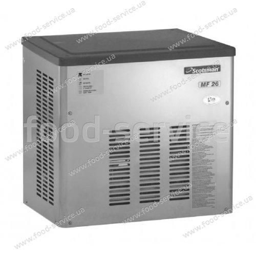 Льдогенератор чешуйчатого льда Scotsman MF 26 WS