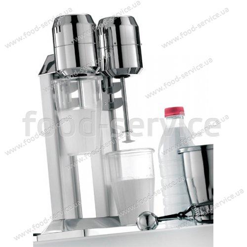 Миксер на 2 пласт. стакана Quamar T22