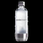 Бутылка для приготовления газировки Sodastream 1л с металлическим дном