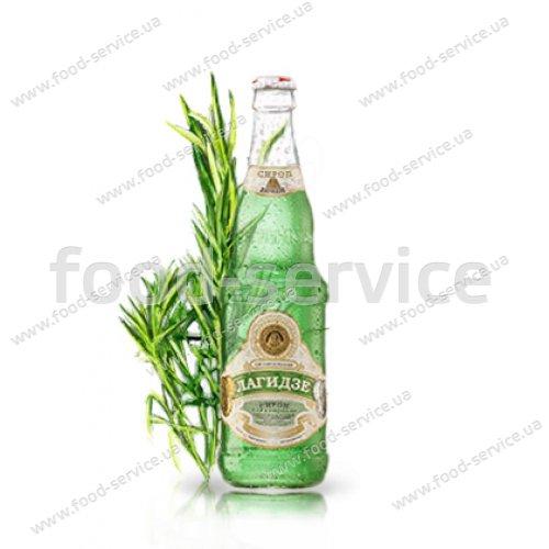 Натуральный сироп Тархун для газировнной воды и соков Лагидзе