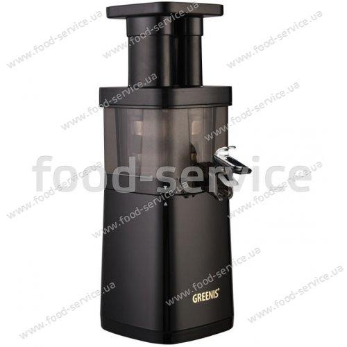 Шнековая соковыжималка Greenis F-9088 black Slow Juicer