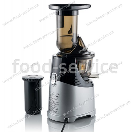Шнековая соковыжималка Omega Juicer MMV-702S (silver)