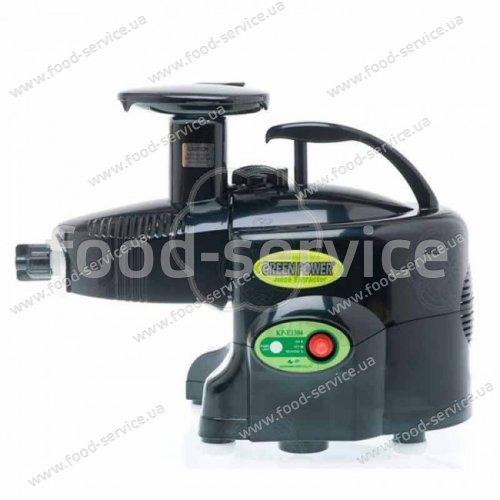 Двухшнековая соковыжималка Green Power KEMPO EXCLUSIVE PRO Black