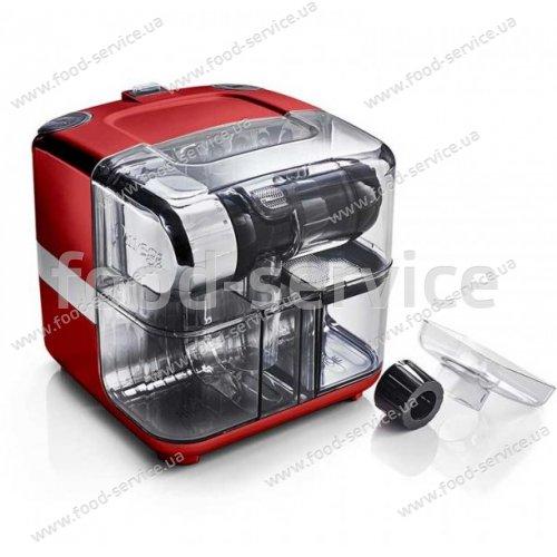 Шнековая соковыжималка Omega Juice Cube 302R red