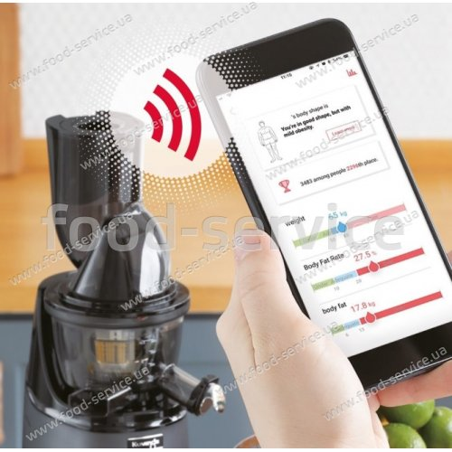 Шнековая соковыжималка Kuvings Smart Juicer Motiv 1