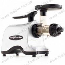 Двухшнековая соковыжималка OMEGA TWN30S Cold Press Twin Gear Silver