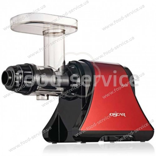 Шнековая соковыжималка OSCAR Neo DA-1200 Red