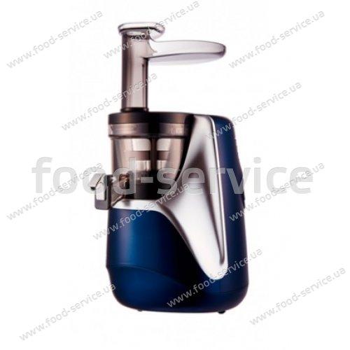 Шнековая соковыжималка Hurom H-AE Alpha Plus матовый синий