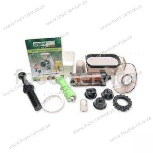 Шнековая соковыжималка Lexen Healthy Juicer Electric Silver