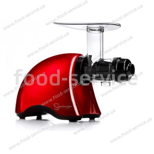 Шнековая соковыжималка Sana Juicer by Omega 707 red