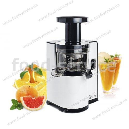 Соковыжималка SANA juicer by OMEGA 808 Pearl White