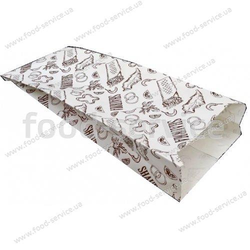 Пакеты для шаурмы SH 270Х100Х40мм (ящик 1000шт)