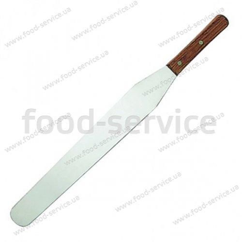 Лопатка для блинов с деревянной ручкой 25 см.