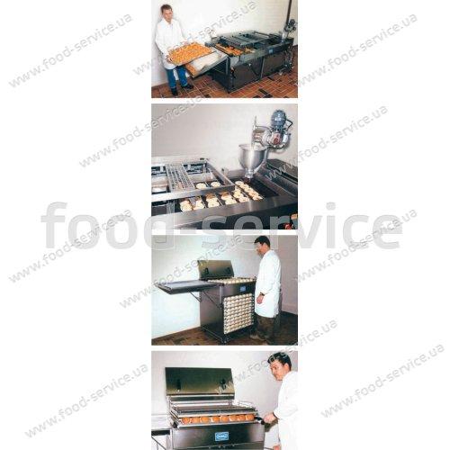 Фритюрница для берлинеров JEREMY SOLEX 48