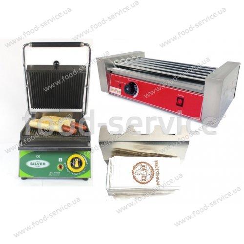 Набор оборудования для французского хот-дога Эконом