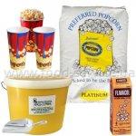 Стартовый набор сырья для соленого попкорна