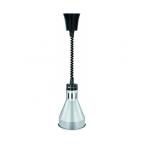 Лампа инфракрасная HURAKAN HKN-DL825 silver