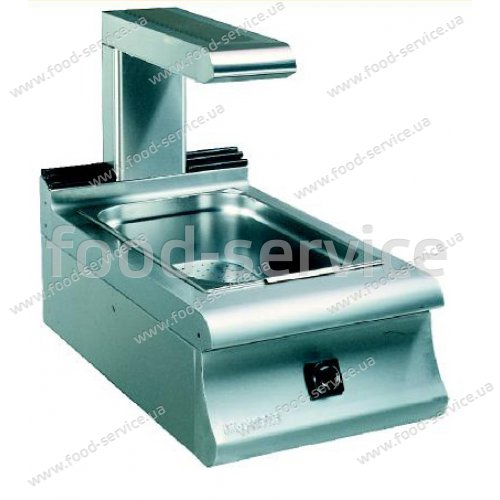 Аппарат для подогрева картофеля фри INOKSAN 7FG121