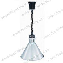 Лампа для подогрева готовых блюд HURAKAN HKN-DL800 Серебро