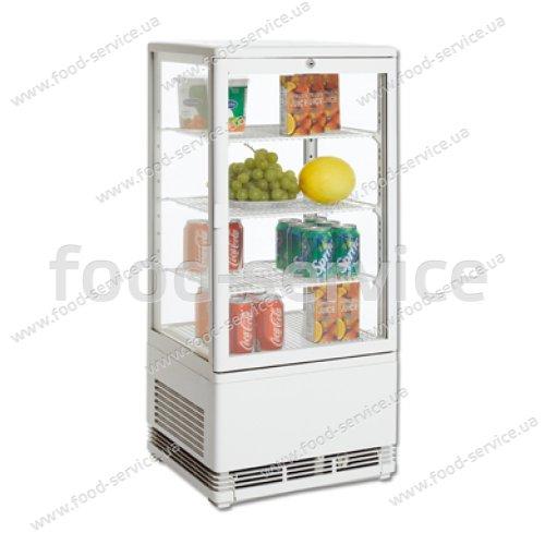 Витрина настольная холодильная SCAN RT 79