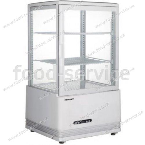 Витрина настольная холодильная GoodFood RT58L белая