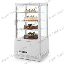 Витрина настольная холодильная GoodFood RT68L белая