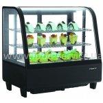 Холодильная витрина Frosty FW-100 black