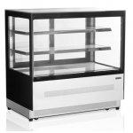 Холодильная витрина Tefcold LPD1200F-P/BLACK
