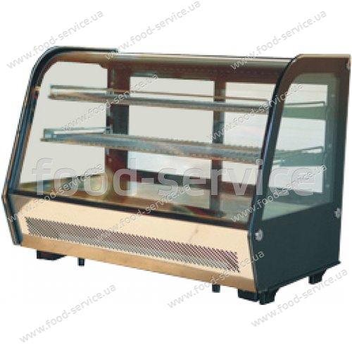 Холодильная витрина настольная BECKERS RTW 160