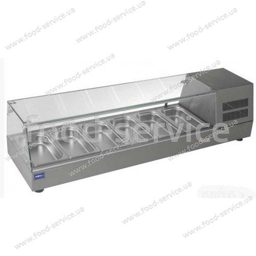 Холодильная витрина настольная ВХН–1400 (ВХН-6-1400)