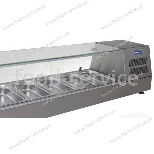 Холодильная витрина настольная ВХН-1225 (ВХН-5-1225)