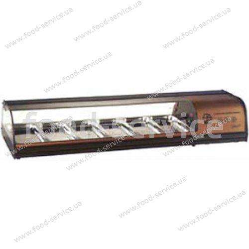 Витрина холодильная барная GAYC VARC4A (серебро)