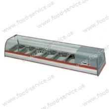 Витрина холодильная Fagor VTP 139 С (гнутое стекло)