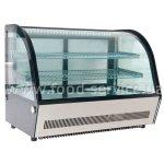Витрина холодильная настольная Altezoro LMZX-C 160L (FGTR160L)
