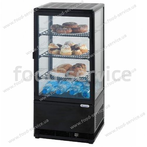 Витрина холодильная Frosty RT78L-3 black