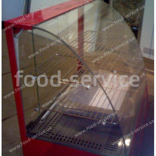 Тепловая витрина настольная JeJu FW-2P (FWH-2P)