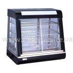 Тепловая витрина настольная Hurakan HKN-WD3M двухстор. дверки