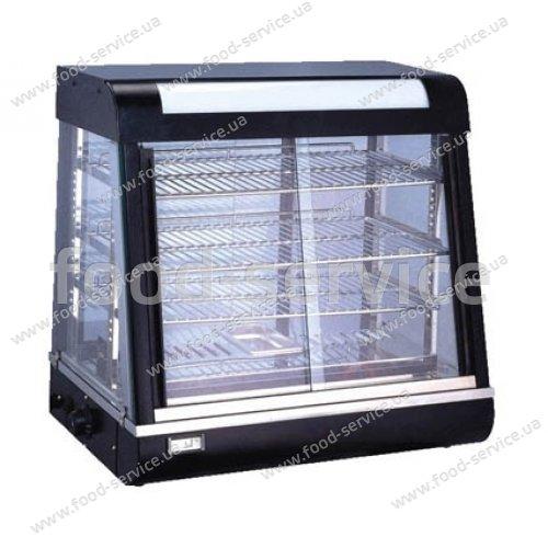 Тепловая витрина настольная Sybo R60-3 двухстор. дверки
